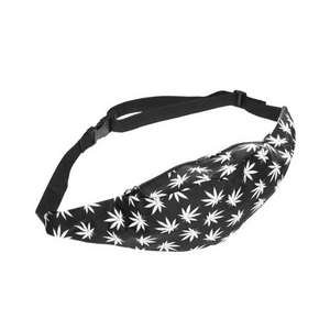 Black & White Fanny Pack