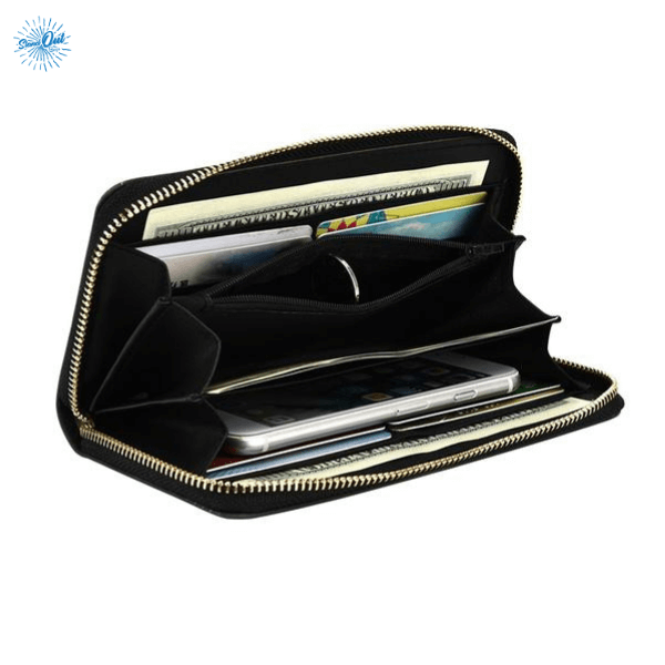 Heat Sensitive Wallet inside - Stand Out Bags