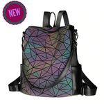 Geometric Luminous Backpack V3- Stand Out Bags