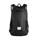 NatureHike Packable Backpack 18L - Black