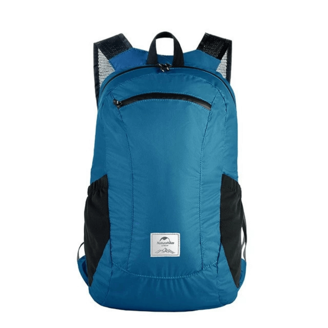 NatureHike Packable Backpack 18L - Blue