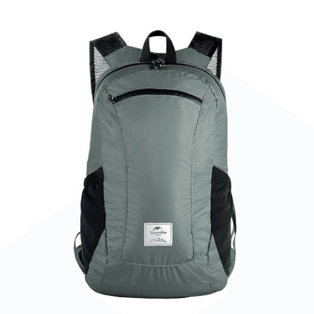 NatureHike Packable Backpack 18L - Grey