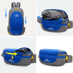 Transforming Packable backpack Tanluhu Duo Packable Daypack - Stand Out Bags