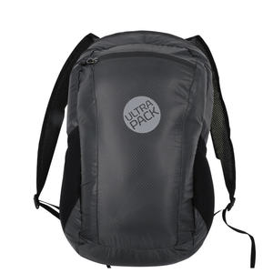 Ultra Pack Waterproof Packable Backpack 18L - Black