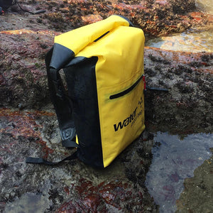 DryBag backpack - Yellow