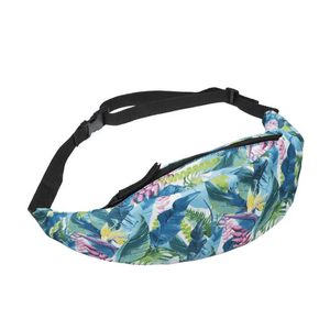 Paradise Floral Fanny Pack