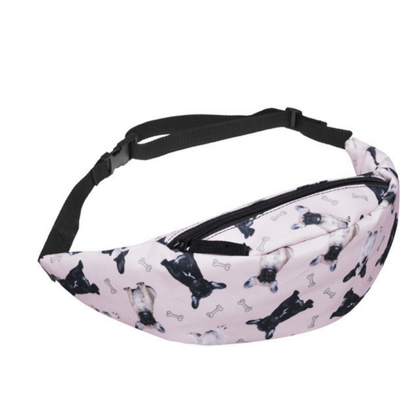 Frenchie Dog Fanny Pack