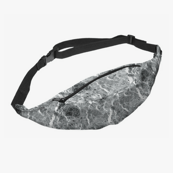 Marble Rock Fanny Pack