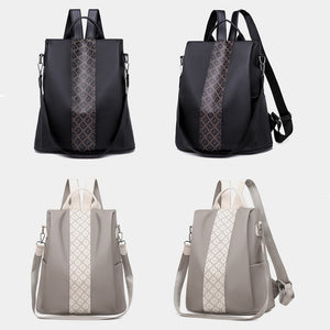 Lux Anti-Theft Backpack for Women