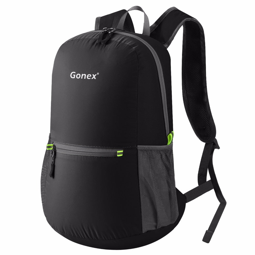 Packable Backpack 20L Gonex - Black