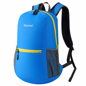 Packable Backpack 20L Gonex - Blue