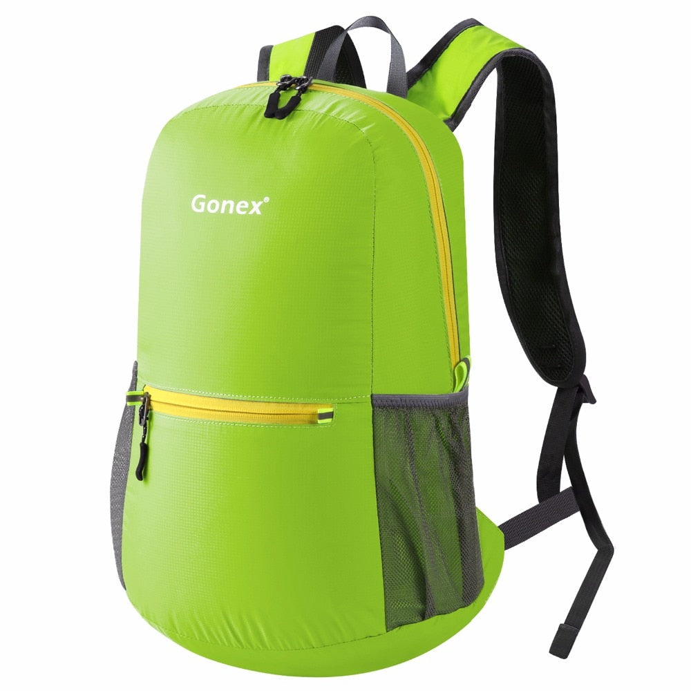 Packable Backpack 20L Gonex - Light Green