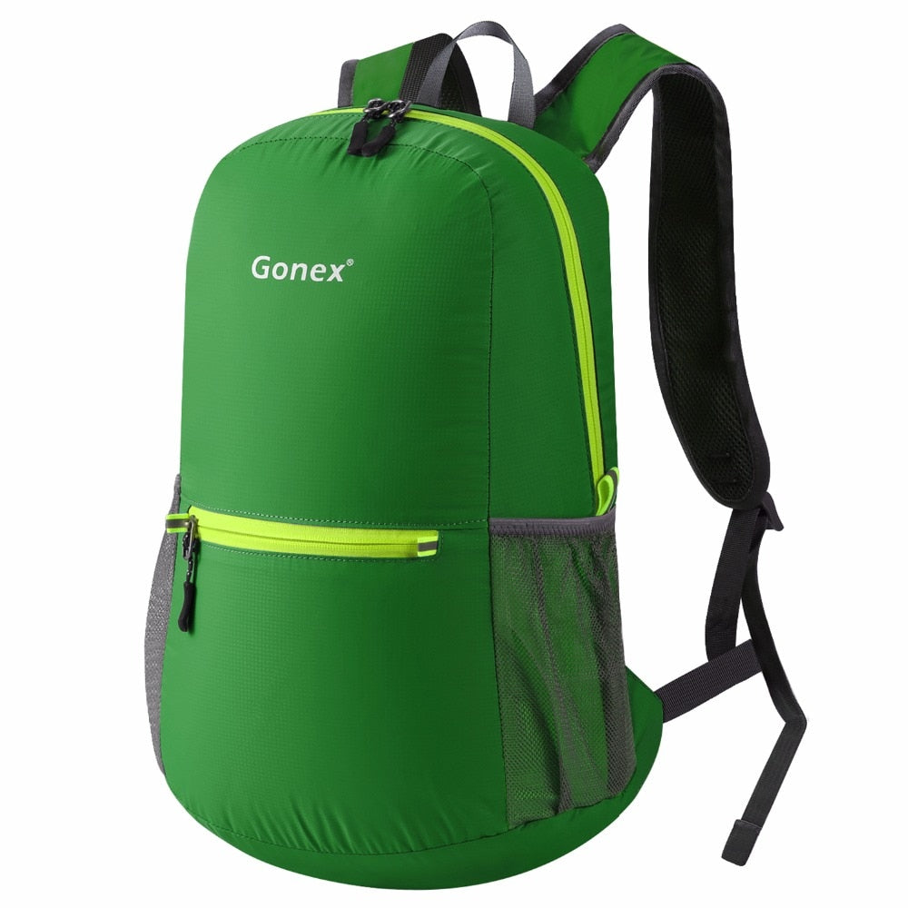 Packable Backpack 20L Gonex - Green