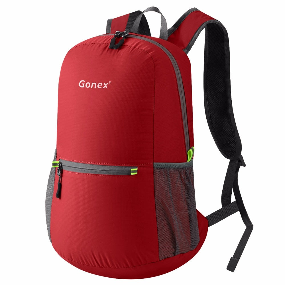 Packable Backpack 20L Gonex - Dark Red