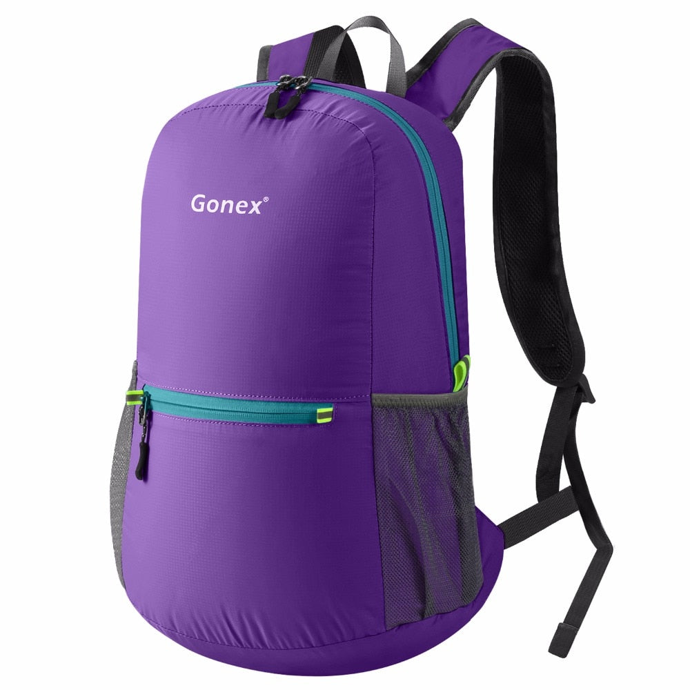 Packable Backpack 20L Gonex - Purple