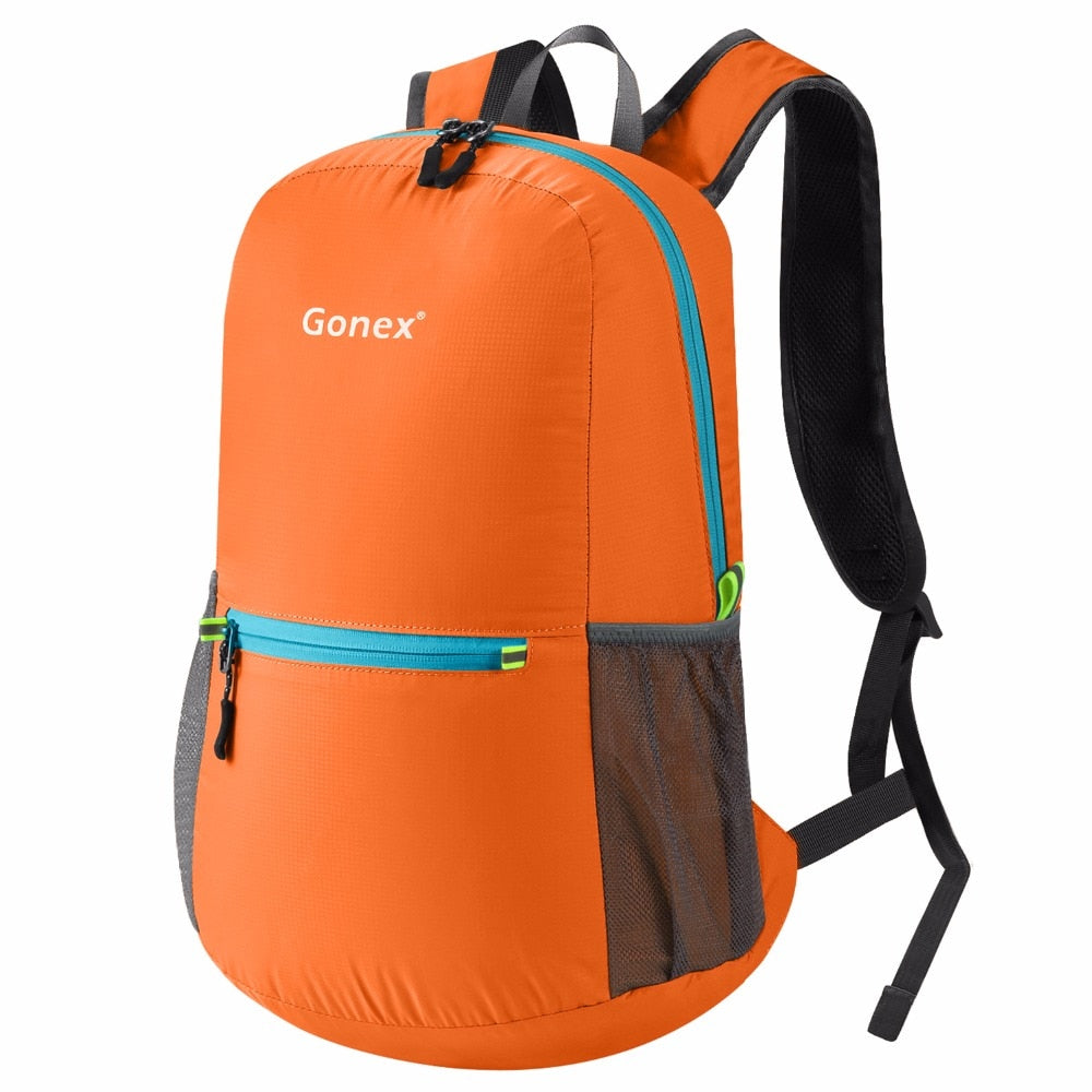 Packable Backpack 20L Gonex - Orange