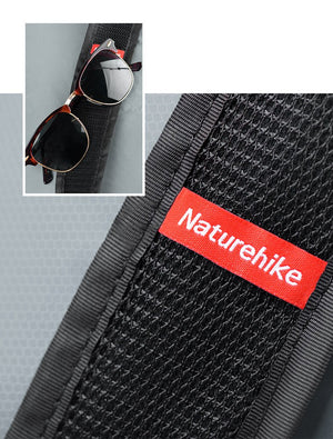 NatureHike Packable Backpack 18L - Sunglass strap