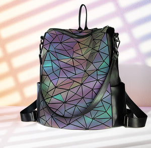 Geometric Luminous Backpack V3