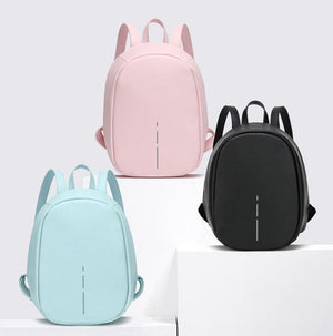 All Color Anti Theft Backpack for Women  -  Pickpocket Proof Bag