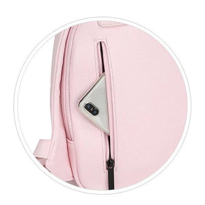 Women's Anti Theft Backpack - Mini