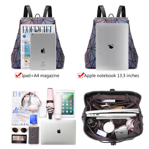 Luminous Backpack macbook laptop