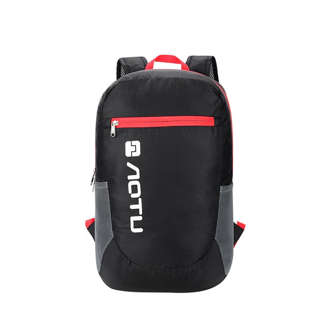 AOTU 20L Packable Backpack Black