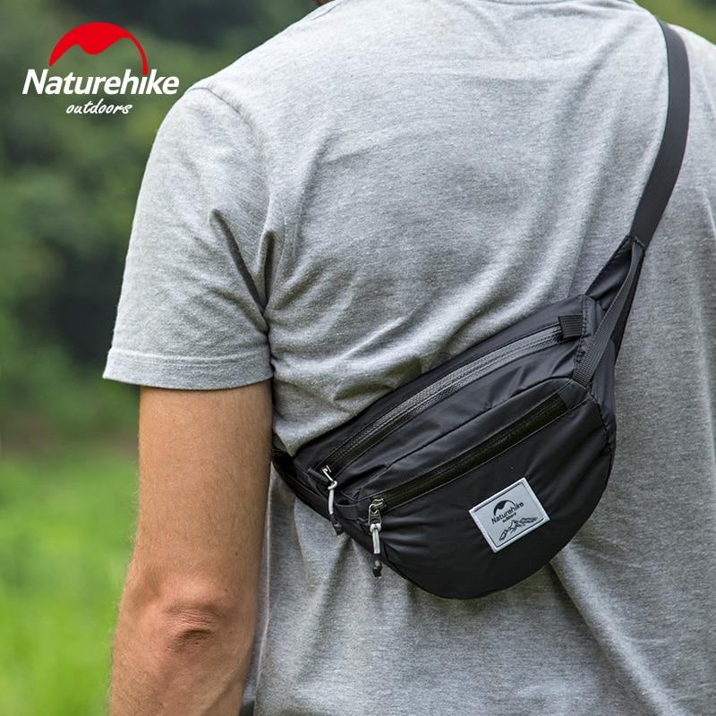 Naturehike Packable Fanny Pack - Crossbody Foldable Bag