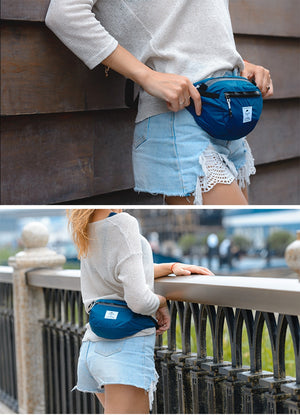 Unisex Naturehike Packable Fanny Pack - Foldable Bag