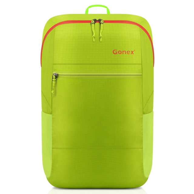 Gonex Packable Backpack 30L - Lemon Green