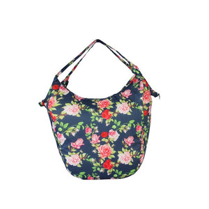 beautiful floral Packable Tote Bag - 20L