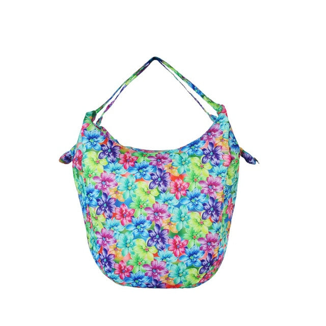 Colorful Packable Tote Bag - 20L - Foldable bags