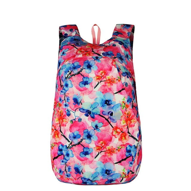Colorful Packable Backpack - Foldable daypack
