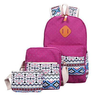 Mosaic Bag Set