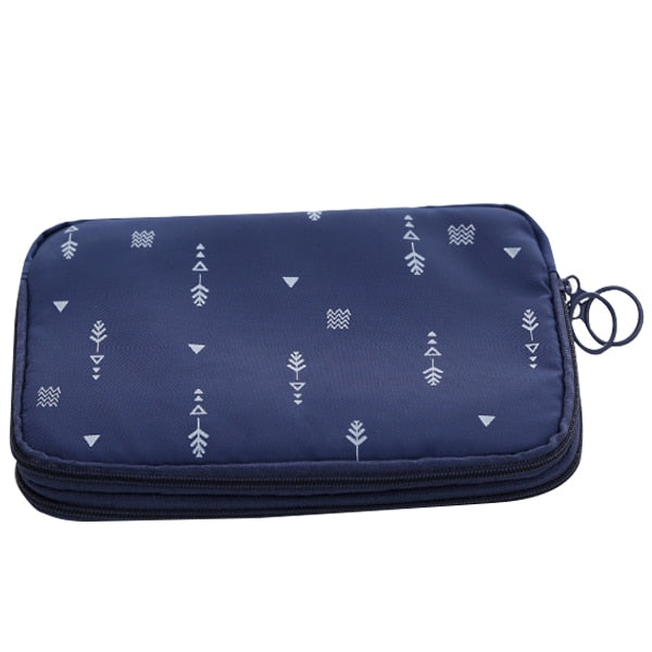 Soft-shell Travel Organizer
