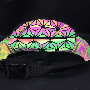 Light Reflective Fanny pack form Luminous Bags