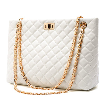 Isabelle Diamond Handbag