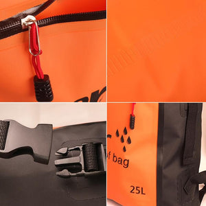 Dry Bag Waterproof zippers nylon material