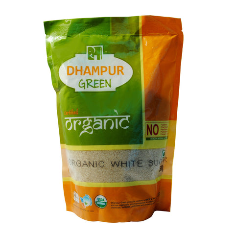 Organic White Sugar - Dhampur Green