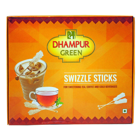 Swizzle Stick - Dhampur Green