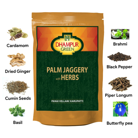 Palm Jaggery with Herbs
