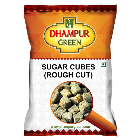 rough cut sugar cubes