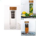 Glass Bottle with Infuser™