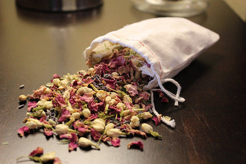 Sexy Organic Bath Tea or Sachet