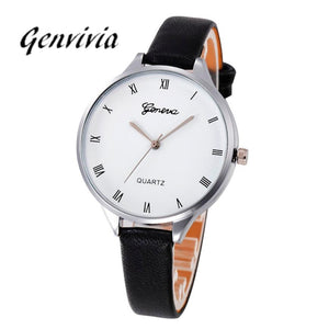 Genvivia Thin Band Watch