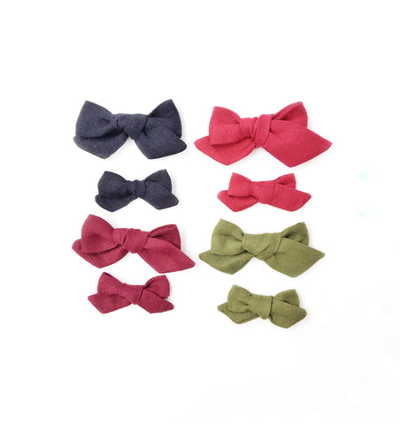The Ollie Bow- Linen - The Heritage Collection