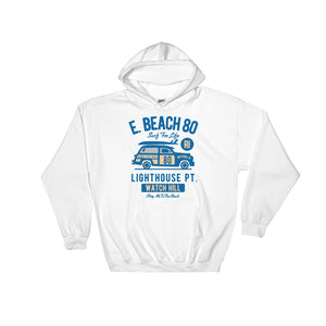 Watchill'n 'Beach Buggy' - Hoodie (Blue) - Watchill'n