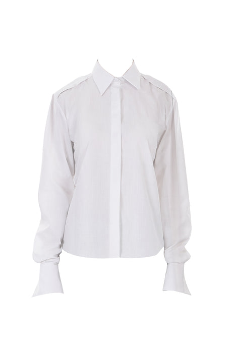 Safari Style Cotton Shirt