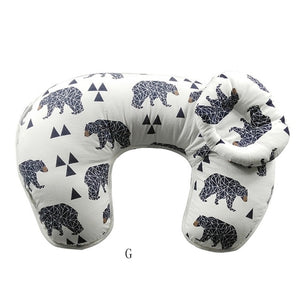 New Hot 2018 Newborn Pillow Baby Mom Nursing
