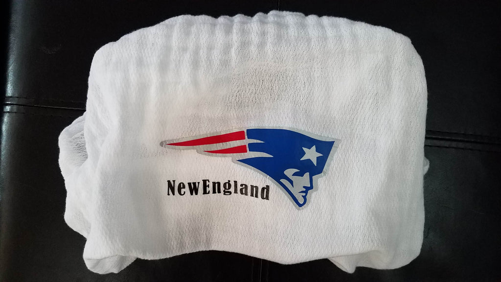 New England Burp Cloth
