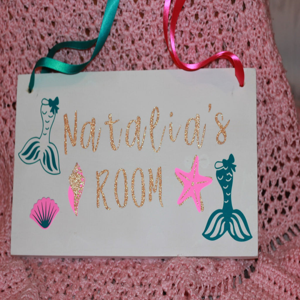 Kids Bedroom Sign